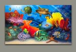 underwater paintinss