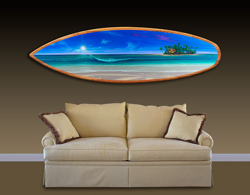 ... Surfboard Wall Decor |. Surf ...