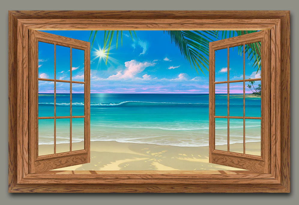 Paradise Painting